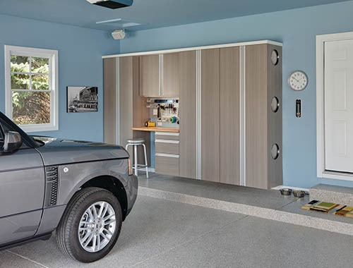 garage storage - Organize by Design AZ