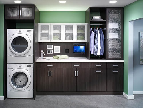 custom organizes laundry - Organize by Design AZ