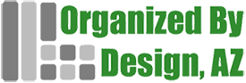 Organized by Design, Arizona Logo
