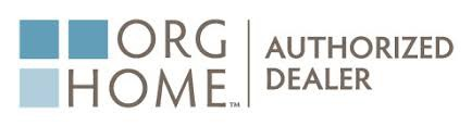 Org Home authorized dealer logo