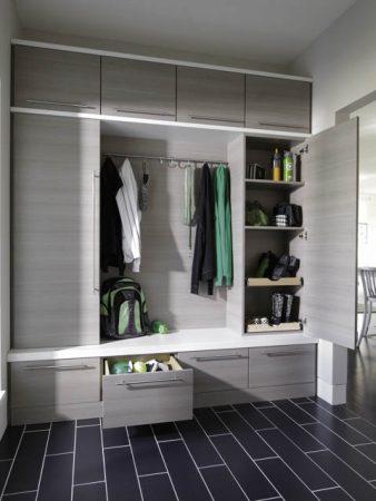 entryway storage & closet solutions